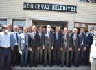 Bakan Karaismailoğlu'ndan Adilcevaz Belediyesi'ne Ziyaret