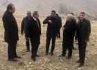 Adilcevaz'da Kurulacak Ceviz Ormanları İçin İlk Adım Atıldı