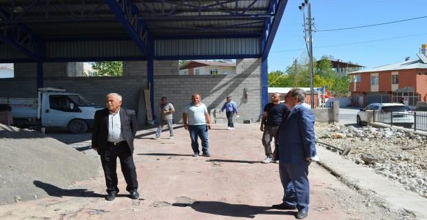 Adilcevaz'a 250 kişinin çalışacağı tekstil atölyesi kurulacak