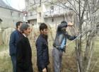 """Tatvan'da """"Meyve Ağacı Budama"""" Eğitimi"""